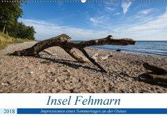 Insel Fehmarn - Impressionen eines Sommertages an der Ostsee (Wandkalender 2018 DIN A2 quer) Dieser erfolgreiche Kalender wurde dieses Jahr mit gleichen Bildern und aktualisiertem Kalendarium wiederveröffentlicht.