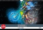 Downhill Explosion (Wandkalender 2018 DIN A4 quer) Dieser erfolgreiche Kalender wurde dieses Jahr mit gleichen Bildern und aktualisiertem Kalendarium wiederveröffentlicht.