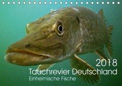 Tauchrevier Deutschland (Tischkalender 2018 DIN A5 quer) Dieser erfolgreiche Kalender wurde dieses Jahr mit gleichen Bildern und aktualisiertem Kalendarium wiederveröffentlicht.