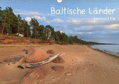 Baltische Länder (Wandkalender 2018 DIN A3 quer) Dieser erfolgreiche Kalender wurde dieses Jahr mit gleichen Bildern und aktualisiertem Kalendarium wiederveröffentlicht.