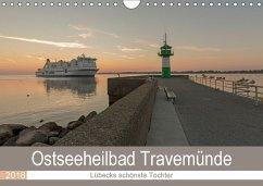 Ostseeheilbad Travemünde - Lübecks schönste Tochter (Wandkalender 2018 DIN A4 quer) Dieser erfolgreiche Kalender wurde dieses Jahr mit gleichen Bildern und aktualisiertem Kalendarium wiederveröffentlicht.