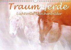 Traumpferde. Lichtvolle Märchenbilder (Wandkale...