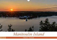 Manitoulin Island - Ontario / Kanada (Wandkalender 2018 DIN A3 quer) Dieser erfolgreiche Kalender wurde dieses Jahr mit gleichen Bildern und aktualisiertem Kalendarium wiederveröffentlicht.