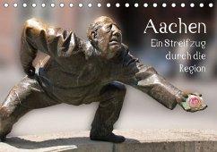 Aachen - Ein Streifzug durch die Region (Tischkalender 2018 DIN A5 quer) Dieser erfolgreiche Kalender wurde dieses Jahr mit gleichen Bildern und aktualisiertem Kalendarium wiederveröffentlicht.