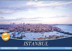 Istanbul - Faszinierend und Verwirrend (Wandkalender 2018 DIN A2 quer) Dieser erfolgreiche Kalender wurde dieses Jahr mit gleichen Bildern und aktualisiertem Kalendarium wiederveröffentlicht.