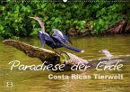 Paradiese der Erde: Costa Ricas Tierwelt (Wandkalender 2018 DIN A2 quer) Dieser erfolgreiche Kalender wurde dieses Jahr mit gleichen Bildern und aktualisiertem Kalendarium wiederveröffentlicht.