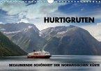 Hurtigruten - Bezaubernde Schönheit der norwegischen Küste (Wandkalender 2018 DIN A4 quer) Dieser erfolgreiche Kalender wurde dieses Jahr mit gleichen Bildern und aktualisiertem Kalendarium wiederveröffentlicht.