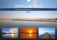 Steinhuder Meer, Momentaufnahmen von Christine Bienert (Wandkalender 2018 DIN A4 quer) Dieser erfolgreiche Kalender wurde dieses Jahr mit gleichen Bildern und aktualisiertem Kalendarium wiederveröffentlicht. - Bienert, Christine