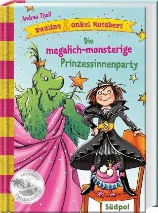 Buch-Reihe Pauline & Onkel Rotzbert