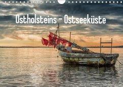 Ostholsteins Ostseeküste (Wandkalender 2018 DIN A4 quer) Dieser erfolgreiche Kalender wurde dieses Jahr mit gleichen Bildern und aktualisiertem Kalendarium wiederveröffentlicht.
