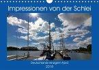 Impressionen von der Schlei - Deutschlands einzigem Fjord (Wandkalender 2018 DIN A4 quer) Dieser erfolgreiche Kalender wurde dieses Jahr mit gleichen Bildern und aktualisiertem Kalendarium wiederveröffentlicht.