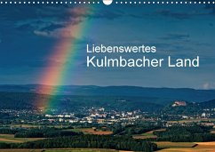 Liebenswertes Kulmbacher Land (Wandkalender 2018 DIN A3 quer) Dieser erfolgreiche Kalender wurde dieses Jahr mit gleichen Bildern und aktualisiertem Kalendarium wiederveröffentlicht.
