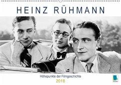 Heinz Rühmann: Höhepunkte der Filmgeschichte (Wandkalender 2018 DIN A2 quer) Dieser erfolgreiche Kalender wurde dieses Jahr mit gleichen Bildern und aktualisiertem Kalendarium wiederveröffentlicht.
