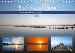 Steinhuder Meer, Momentaufnahmen von Christine Bienert (Tischkalender 2018 DIN A5 quer) Dieser erfolgreiche Kalender wurde dieses Jahr mit gleichen Bildern und aktualisiertem Kalendarium wiederveröffentlicht.