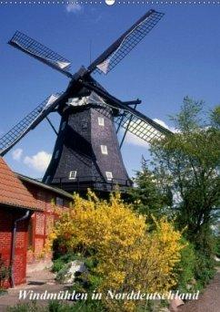 Windmühlen in Norddeutschland (Wandkalender 2018 DIN A2 hoch) Dieser erfolgreiche Kalender wurde dieses Jahr mit gleichen Bildern und aktualisiertem Kalendarium wiederveröffentlicht.