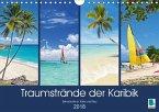 Traumstrände der Karibik (Wandkalender 2018 DIN A4 quer) Dieser erfolgreiche Kalender wurde dieses Jahr mit gleichen Bildern und aktualisiertem Kalendarium wiederveröffentlicht.