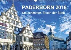 Paderborn - Die schönsten Seiten der Stadt (Wandkalender 2018 DIN A3 quer) Dieser erfolgreiche Kalender wurde dieses Jahr mit gleichen Bildern und aktualisiertem Kalendarium wiederveröffentlicht.
