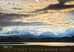 Faszinierende Landschaften entlang der chinesischen Seidenstrasse (Wandkalender 2018 DIN A3 quer)