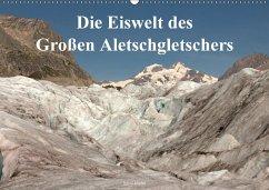 Die Eiswelt des Großen Aletschgletschers (Wandkalender 2018 DIN A2 quer) Dieser erfolgreiche Kalender wurde dieses Jahr mit gleichen Bildern und aktualisiertem Kalendarium wiederveröffentlicht.