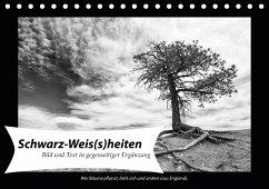 Schwarz-Weis(s)heiten (Tischkalender 2018 DIN A5 quer) Dieser erfolgreiche Kalender wurde dieses Jahr mit gleichen Bildern und aktualisiertem Kalendarium wiederveröffentlicht.