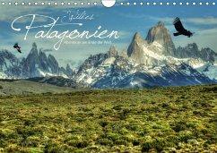 Wildes Patagonien - Abenteuer am Ende der Welt (Wandkalender 2018 DIN A4 quer) Dieser erfolgreiche Kalender wurde dieses Jahr mit gleichen Bildern und aktualisiertem Kalendarium wiederveröffentlicht.