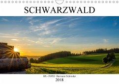 Schwarzwald - Augenblicke (Wandkalender 2018 DI...