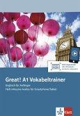 Great Vokabeltrainer A1. Heft inklusive Audios für Smartphone/Tablet