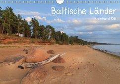 Baltische Länder (Wandkalender 2018 DIN A4 quer) Dieser erfolgreiche Kalender wurde dieses Jahr mit gleichen Bildern und aktualisiertem Kalendarium wiederveröffentlicht.