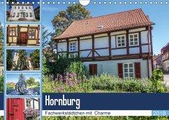 Hornburg Fachwerkstädtchen mit Charme (Wandkalender 2018 DIN A4 quer) Dieser erfolgreiche Kalender wurde dieses Jahr mit gleichen Bildern und aktualisiertem Kalendarium wiederveröffentlicht.