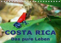 Costa Rica - das pure Leben (Tischkalender 2018 DIN A5 quer)