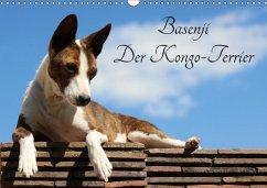Basenji, der Kongo-Terrier (Wandkalender 2018 DIN A3 quer) Dieser erfolgreiche Kalender wurde dieses Jahr mit gleichen Bildern und aktualisiertem Kalendarium wiederveröffentlicht.