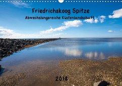 Friedrichskoog Spitze (Wandkalender 2018 DIN A3 quer) Dieser erfolgreiche Kalender wurde dieses Jahr mit gleichen Bildern und aktualisiertem Kalendarium wiederveröffentlicht.