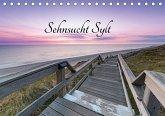 Sehnsucht Sylt (Tischkalender 2018 DIN A5 quer) Dieser erfolgreiche Kalender wurde dieses Jahr mit gleichen Bildern und aktualisiertem Kalendarium wiederveröffentlicht.