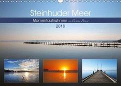 Steinhuder Meer, Momentaufnahmen von Christine Bienert (Wandkalender 2018 DIN A3 quer) Dieser erfolgreiche Kalender wurde dieses Jahr mit gleichen Bildern und aktualisiertem Kalendarium wiederveröffentlicht.