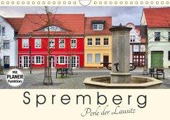Spremberg - Perle der Lausitz (Wandkalender 2018 DIN A4 quer) Dieser erfolgreiche Kalender wurde dieses Jahr mit gleichen Bildern und aktualisiertem Kalendarium wiederveröffentlicht.