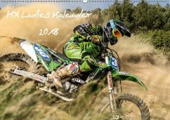 MX Ladies Kalender 2018 (Wandkalender 2018 DIN A2 quer)