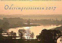 Oderimpressionen 2018 (Wandkalender 2018 DIN A2 quer) Dieser erfolgreiche Kalender wurde dieses Jahr mit gleichen Bildern und aktualisiertem Kalendarium wiederveröffentlicht.