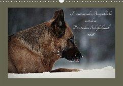 Faszinierende Augenblicke mit dem Deutschen Schäferhund (Wandkalender 2018 DIN A3 quer) Dieser erfolgreiche Kalender wurde dieses Jahr mit gleichen Bildern und aktualisiertem Kalendarium wiederveröffentlicht.