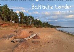 Baltische Länder (Wandkalender 2018 DIN A2 quer) Dieser erfolgreiche Kalender wurde dieses Jahr mit gleichen Bildern und aktualisiertem Kalendarium wiederveröffentlicht.