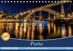 Porto - Die Handelsstadt am Douro (Tischkalender 2018 DIN A5 quer) Dieser erfolgreiche Kalender wurde dieses Jahr mit gleichen Bildern und aktualisiertem Kalendarium wiederveröffentlicht.