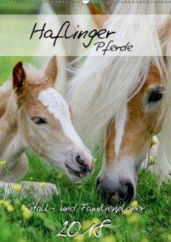 Haflinger Pferde - Stall- und Familienplaner 2018 (Wandkalender 2018 DIN A2 hoch) Dieser erfolgreiche Kalender wurde dieses Jahr mit gleichen Bildern und aktualisiertem Kalendarium wiederveröffentlicht.