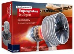 Der große Technikbausatz Flugzeugturbine / Jet-...