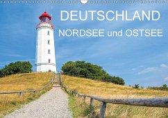 Deutschland- Nordsee und Ostsee (Wandkalender 2018 DIN A3 quer) Dieser erfolgreiche Kalender wurde dieses Jahr mit gleichen Bildern und aktualisiertem Kalendarium wiederveröffentlicht.