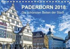 Paderborn - Die schönsten Seiten der Stadt (Tischkalender 2018 DIN A5 quer) Dieser erfolgreiche Kalender wurde dieses Jahr mit gleichen Bildern und aktualisiertem Kalendarium wiederveröffentlicht.