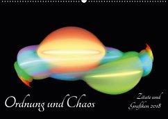 Ordnung und Chaos - Zitate und Grafiken 2018 (Wandkalender 2018 DIN A2 quer) Dieser erfolgreiche Kalender wurde dieses Jahr mit gleichen Bildern und aktualisiertem Kalendarium wiederveröffentlicht.