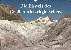 Die Eiswelt des Großen Aletschgletschers (Wandkalender 2018 DIN A3 quer) Dieser erfolgreiche Kalender wurde dieses Jahr mit gleichen Bildern und aktualisiertem Kalendarium wiederveröffentlicht.
