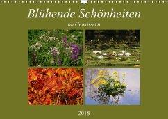 Blühende Schönheiten an Gewässern (Wandkalender 2018 DIN A3 quer) Dieser erfolgreiche Kalender wurde dieses Jahr mit gleichen Bildern und aktualisiertem Kalendarium wiederveröffentlicht.