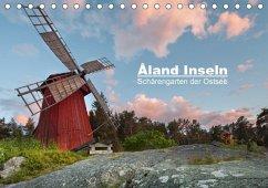 Åland Inseln: Schärengarten der Ostsee (Tischkalender 2018 DIN A5 quer) Dieser erfolgreiche Kalender wurde dieses Jahr mit gleichen Bildern und aktualisiertem Kalendarium wiederveröffentlicht.