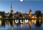 Ulm (Wandkalender 2018 DIN A4 quer)