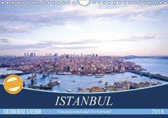 Istanbul - Faszinierend und Verwirrend (Wandkalender 2018 DIN A4 quer) Dieser erfolgreiche Kalender wurde dieses Jahr mit gleichen Bildern und aktualisiertem Kalendarium wiederveröffentlicht.